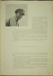 Page 9, 1957 Edition, Whetstone (LSD 27) - Naval Cruise Book online yearbook collection