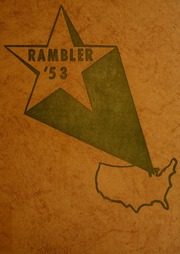 1953 Edition, Montrose High School - Rambler Yearbook (Montrose, MI)