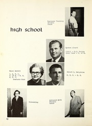 Page 12, 1955 Edition, Montrose High School - Rambler Yearbook (Montrose, MI) online yearbook collection
