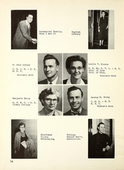 Page 14, 1955 Edition, Montrose High School - Rambler Yearbook (Montrose, MI) online yearbook collection