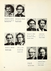 Page 16, 1955 Edition, Montrose High School - Rambler Yearbook (Montrose, MI) online yearbook collection