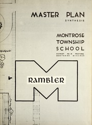 Page 5, 1955 Edition, Montrose High School - Rambler Yearbook (Montrose, MI) online yearbook collection