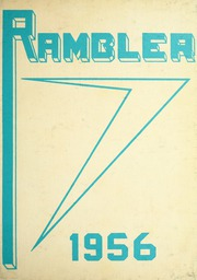 1956 Edition, Montrose High School - Rambler Yearbook (Montrose, MI)