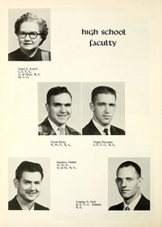 Page 10, 1959 Edition, Montrose High School - Rambler Yearbook (Montrose, MI) online yearbook collection