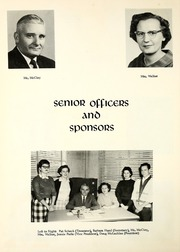 Page 14, 1959 Edition, Montrose High School - Rambler Yearbook (Montrose, MI) online yearbook collection