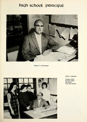 Page 9, 1959 Edition, Montrose High School - Rambler Yearbook (Montrose, MI) online yearbook collection