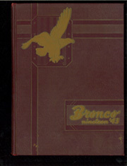 1943 Edition, Hastings College - Bronco Yearbook (Hastings, NE)