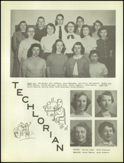 Page 14, 1951 Edition, Flint Technical High School - Techlorian Yearbook (Flint, MI) online yearbook collection
