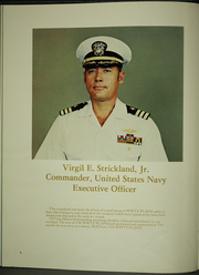 Page 10, 1975 Edition, White Plains (AFS 4) - Naval Cruise Book online yearbook collection