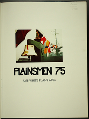 Page 5, 1975 Edition, White Plains (AFS 4) - Naval Cruise Book online yearbook collection
