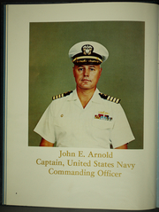 Page 8, 1975 Edition, White Plains (AFS 4) - Naval Cruise Book online yearbook collection