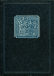 1930 Edition, Washington Gardner High School - Breeze Yearbook (Albion, MI)
