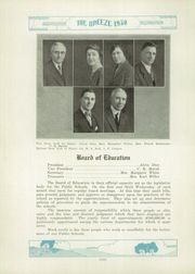 Page 16, 1930 Edition, Washington Gardner High School - Breeze Yearbook (Albion, MI) online yearbook collection