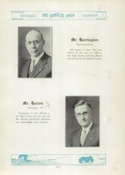 Page 17, 1930 Edition, Washington Gardner High School - Breeze Yearbook (Albion, MI) online yearbook collection