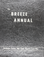 1949 Edition, Washington Gardner High School - Breeze Yearbook (Albion, MI)