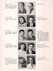 Page 11, 1949 Edition, Washington Gardner High School - Breeze Yearbook (Albion, MI) online yearbook collection