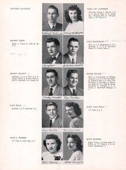 Page 12, 1949 Edition, Washington Gardner High School - Breeze Yearbook (Albion, MI) online yearbook collection
