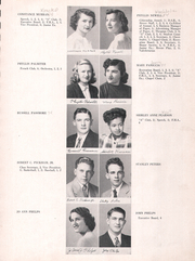Page 13, 1949 Edition, Washington Gardner High School - Breeze Yearbook (Albion, MI) online yearbook collection
