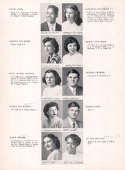 Page 16, 1949 Edition, Washington Gardner High School - Breeze Yearbook (Albion, MI) online yearbook collection