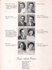 Page 17, 1949 Edition, Washington Gardner High School - Breeze Yearbook (Albion, MI) online yearbook collection