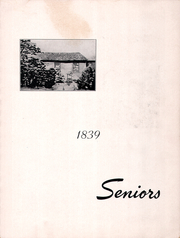 Page 5, 1949 Edition, Washington Gardner High School - Breeze Yearbook (Albion, MI) online yearbook collection