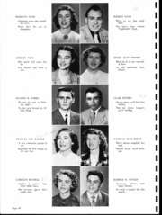 Page 11, 1950 Edition, Washington Gardner High School - Breeze Yearbook (Albion, MI) online yearbook collection