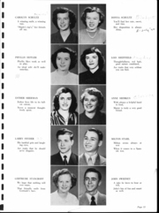 Page 12, 1950 Edition, Washington Gardner High School - Breeze Yearbook (Albion, MI) online yearbook collection