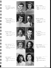 Page 6, 1950 Edition, Washington Gardner High School - Breeze Yearbook (Albion, MI) online yearbook collection