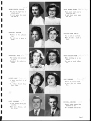 Page 8, 1950 Edition, Washington Gardner High School - Breeze Yearbook (Albion, MI) online yearbook collection