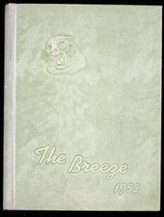 1953 Edition, Washington Gardner High School - Breeze Yearbook (Albion, MI)