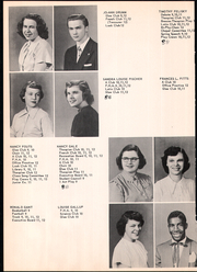 Page 10, 1953 Edition, Washington Gardner High School - Breeze Yearbook (Albion, MI) online yearbook collection