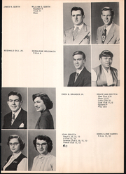 Page 11, 1953 Edition, Washington Gardner High School - Breeze Yearbook (Albion, MI) online yearbook collection