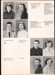 Page 12, 1953 Edition, Washington Gardner High School - Breeze Yearbook (Albion, MI) online yearbook collection