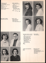 Page 15, 1953 Edition, Washington Gardner High School - Breeze Yearbook (Albion, MI) online yearbook collection