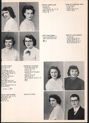 Page 17, 1953 Edition, Washington Gardner High School - Breeze Yearbook (Albion, MI) online yearbook collection