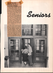 Page 5, 1953 Edition, Washington Gardner High School - Breeze Yearbook (Albion, MI) online yearbook collection