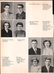 Page 6, 1953 Edition, Washington Gardner High School - Breeze Yearbook (Albion, MI) online yearbook collection