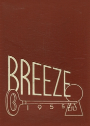 1955 Edition, Washington Gardner High School - Breeze Yearbook (Albion, MI)
