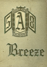 1958 Edition, Washington Gardner High School - Breeze Yearbook (Albion, MI)