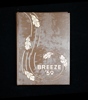 1959 Edition, Washington Gardner High School - Breeze Yearbook (Albion, MI)