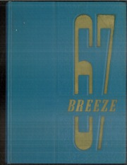 1967 Edition, Washington Gardner High School - Breeze Yearbook (Albion, MI)