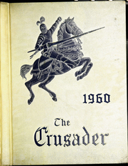 1960 Edition, St Mary High School - Crusader Yearbook (Wayne, MI)