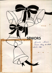 Page 12, 1960 Edition, St Mary High School - Crusader Yearbook (Wayne, MI) online yearbook collection
