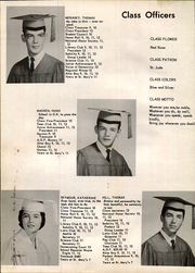 Page 14, 1960 Edition, St Mary High School - Crusader Yearbook (Wayne, MI) online yearbook collection