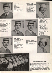 Page 17, 1960 Edition, St Mary High School - Crusader Yearbook (Wayne, MI) online yearbook collection