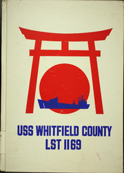 1969 Edition, Whitfield County (LST 1169) - Naval Cruise Book