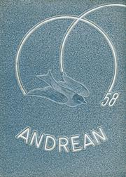 Page 1, 1958 Edition, St Andrew High School - Amplifier Yearbook (Saginaw, MI) online yearbook collection