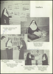 Page 13, 1958 Edition, St Andrew High School - Amplifier Yearbook (Saginaw, MI) online yearbook collection
