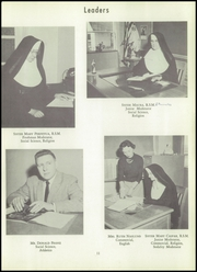 Page 15, 1958 Edition, St Andrew High School - Amplifier Yearbook (Saginaw, MI) online yearbook collection