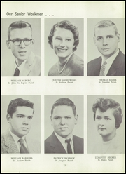 Page 17, 1958 Edition, St Andrew High School - Amplifier Yearbook (Saginaw, MI) online yearbook collection